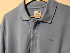 Mens Lacoste Vintage Washed Polo XL (7 European) Mint Condition