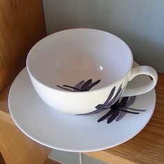 Cappucino Cup and Saucer