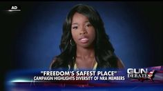 Women Speak Out in NRA Ad: 'I Am Not the Victim You Need Me to Be'