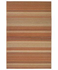 """Couristan Area Rug, Indoor/Outdoor Berkshire 9368/0530 Hoosic Terra Cotta-Corn 7'6\"""" x 10'9\"""""""