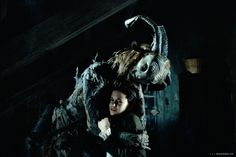 Pan's Labyrinth Doug Jones as Fauno, & Ivana Baquero as Ofelia. Scary Movies, Horror Movies, Good Movies, Awesome Movies, Awesome Things, I Love Cinema, Ivana Baquero, Crimson Peak, Before Midnight