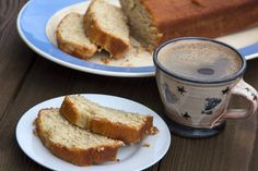 Greek Recipes, Coffee Cake, Banana Bread, Delicious Desserts, French Toast, Deserts, Brunch, Food And Drink, Pie