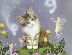 fantasy world ~☆~ Unicorn And Fairies, Flower Fairies, Fantasy Images, Fantasy Art, Mandala, Animal Magic, Fairy Art, Whimsical Art, Fantasy Creatures