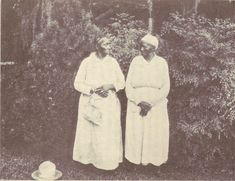 Alberta Bradford, 73 and Becky Elzy, 86, Avery Island, Louisiana, ca. 1933. In their younger days they were slaves on the Avery Island plantation. Photo courtesy of E. A. McIlhenny Enterprises, Inc. Reproduced from Joshua Clegg Caffery's John and Alan Lomax in Louisiana, 1934 project.