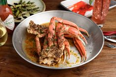 Boiled Seafood Dishes, Best Seafood Restaurant New Orleans, LA Cajun Dishes, Seafood Dishes, Seafood Recipes, Seafood House, Best Seafood Restaurant, Ahi Tuna Salad, Seafood Boil, Catering Services, Oysters