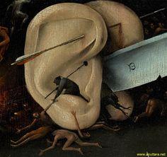 Hieronymus Bosch - Hell