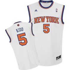 17.99 adidas New York Knicks Jason Kidd Replica Home Jersey - New for the  2012- f9c8d68cd