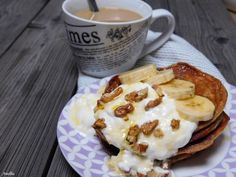 Food blog se zajímavý recepty pro každý den Den, French Toast, Breakfast, Blog, Morning Coffee, Blogging