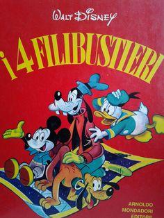 I 4 Filibustieri Disney