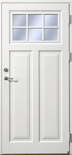 Ekstrands ytterdörr Ascot 310 G43 SP1:2. #Ekstrands #ytterdörr #ytterdörrar #dörr #dörrar #Ascot #spröjs Ascot, Us White House, Scandinavian Interior, Country Style, Tall Cabinet Storage, Front Doors, Outdoors, Inspiration, Furniture