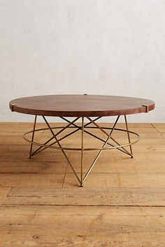 Betelline Coffee Table #anthropologie