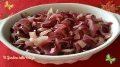 Le cipolle miste al microonde sono un gustoso saporito contorno, per piatti di carne o pesce, veloce oltretutto è infatti cucinato al microonde
