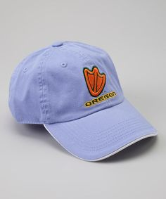 Another great find on  zulily! Oregon Ducks Baseball Cap - Kids   zulilyfinds Oregon bdb1dac2460b