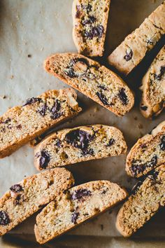 The only recipe you will need for chocolate peanut butter biscotti.