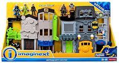 "Fisher Price DC Super Friends Batman Imaginext Gotham City Center 3"" Figure Set Imaginext http://www.amazon.com/dp/B00SU6L00A/ref=cm_sw_r_pi_dp_w0viwb1F1TGPK"