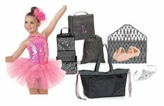 Keep your little dancer organized with Thirty-One
