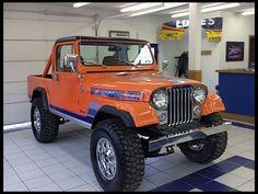 1982 Jeep Scrambler CJ-8 | Mecum Auctions