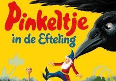 Kinderboekenheld uit de jaren zestig  Pinkeltje is weer nieuw leven ingeblazen, met de gloednieuwe titel: Pinkeltje in de Efteling