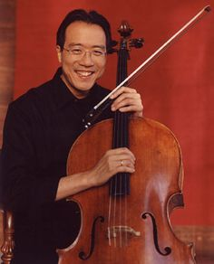 Yo Yo Ma & Cello