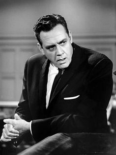 Perry Mason. Loved this show, but last week I intvw'ed a defense atty who said (in real life) it's dicey to set out an accusation against someone else while simultaneously running a defense for one's client. If the jury doesn't buy it, suspicion falls back even more heavily on the only other option: the accused. (And yet Perry Mason managed this every episode, lol....)