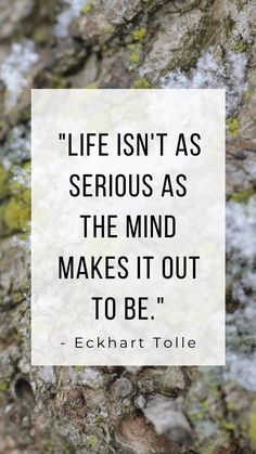 Eckhart Tolle Quotes - Welcome to our website, We hope you are satisfied with the content we offer. Yoga Quotes, Wise Quotes, Quotable Quotes, Happy Quotes, Great Quotes, Words Quotes, Quotes To Live By, Amazing Quotes, Positive Quotes