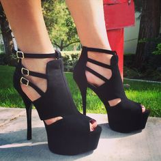 Cutting Edge Buckle Booties