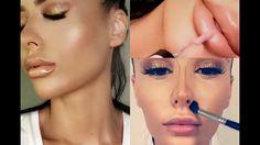 Amrezy's Makeup Tutorial | Bronze Look Snapchat, Make Up, Tutorials, Bronze, Youtube, Makeup, Beauty Makeup, Youtubers, Bronzer Makeup