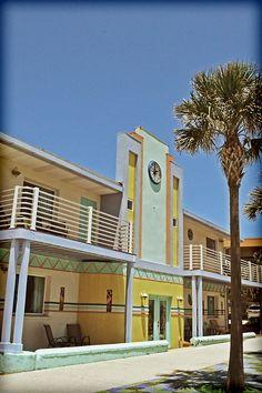 Magic Beach Motel, Vilano Beach, Florida | Beaches, Bars and Bungalows travel blog