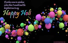Happy Holi 2014 Hindi Shayari Collections SMS Messages:- Hey friends Holi 2014 festival is near on. Are you ready for this colorfull festival. Holi is festival of colours, but we should very carefull during playing holi. Here we will share Happy Holi 2014 Hindi Shayari Collections SMS Messages  For Friends. Share this article to all your  friends, wife, husband, relatives, brothers, sisters, bestfriends,school college friend