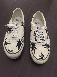 05ddbb1276 Vans Vault OG Era Van Doren size 10.5 Palm Leaves Supreme