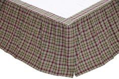 Jackson Queen Bed Skirt