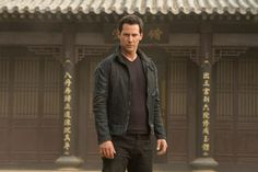 Keanu Reeves Talks Man of Tai Chi