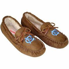 North Carolina Tar Heels (UNC) Ladies Kenai Slippers