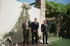 Photography: Gia Canali - www.giacanali.com  Read More: http://www.stylemepretty.com/california-weddings/2015/01/09/elegant-santa-barbara-spring-wedding/
