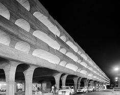 Paul Rudolph - Temple Street Parking Garage, New Haven, 1963