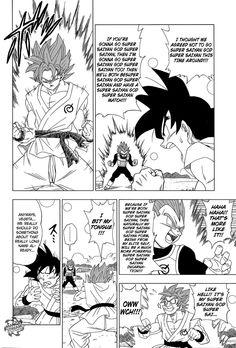 Dragon Ball Super - Chapter 5 - 12 #SonGokuKakarot