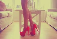 shoes <3 and the calf *. * #fashion #heels #shoes