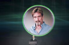 John McAfee sues Intel over the right to use his name: John McAfee sues Intel over the right to use his name:…