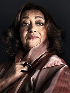 Zaha Hadid named UNESCO Artist for Peace   ArchDaily