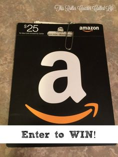 Amazon Gift Card - ends 7/22 - daily entries
