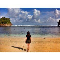 Pantai Clungup #exploreindonesia
