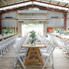 Waimauku barn wedding