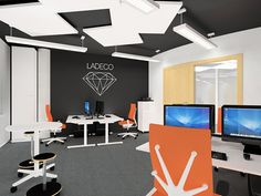 Concept Office Room | PPNT on Behance