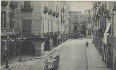 1900. Plaça de la Constitució de #Girona
