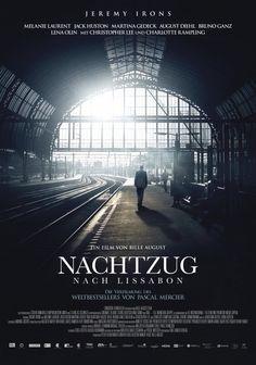 Night Train to Lisbon poster #1