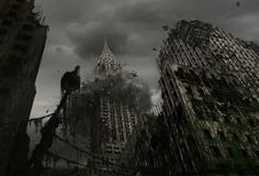 Life After People — History.com Photo Galleries, Chrysler Building, 200 years after