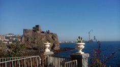 Castello di Aci in Aci Castello, Sicilia