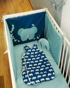 Patron coordonné lit de bébé : 5.35€  http://www.maboutiquemodesettravaux.com/patrons/patrons-enfants/coordonne-lit-de-bebe.html