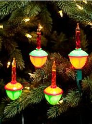 christmas tree bubble lights loved them