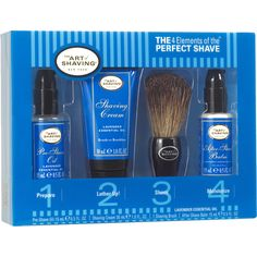 Use the code EP50get25 for $25 off your first order of $50 or more. Shop ART OF SHAVING LAVENDER STARTER KIT